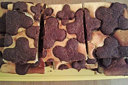 Russischer Zupfkuchen vom Blech für den Kindergeburtstag 97