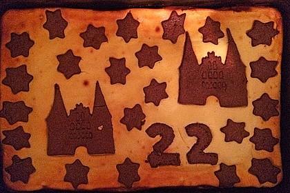 Russischer Zupfkuchen vom Blech für den Kindergeburtstag 25