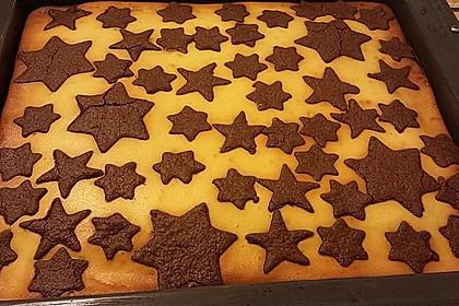 Russischer Zupfkuchen vom Blech für den Kindergeburtstag 35