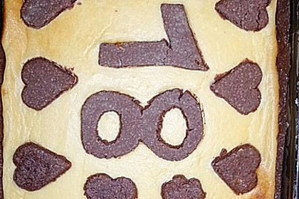 Russischer Zupfkuchen vom Blech für den Kindergeburtstag 54