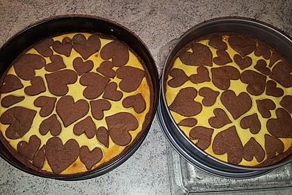 Russischer Zupfkuchen vom Blech für den Kindergeburtstag 47