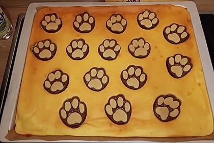 Russischer Zupfkuchen vom Blech für den Kindergeburtstag 119