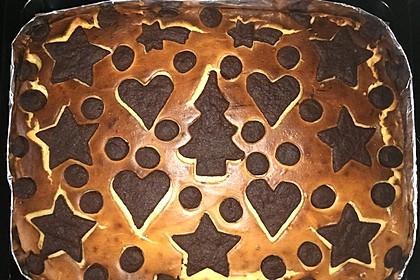 Russischer Zupfkuchen vom Blech für den Kindergeburtstag 117