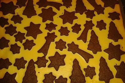 Russischer Zupfkuchen vom Blech für den Kindergeburtstag 124