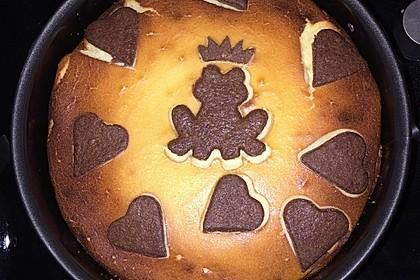 Russischer Zupfkuchen vom Blech für den Kindergeburtstag 106