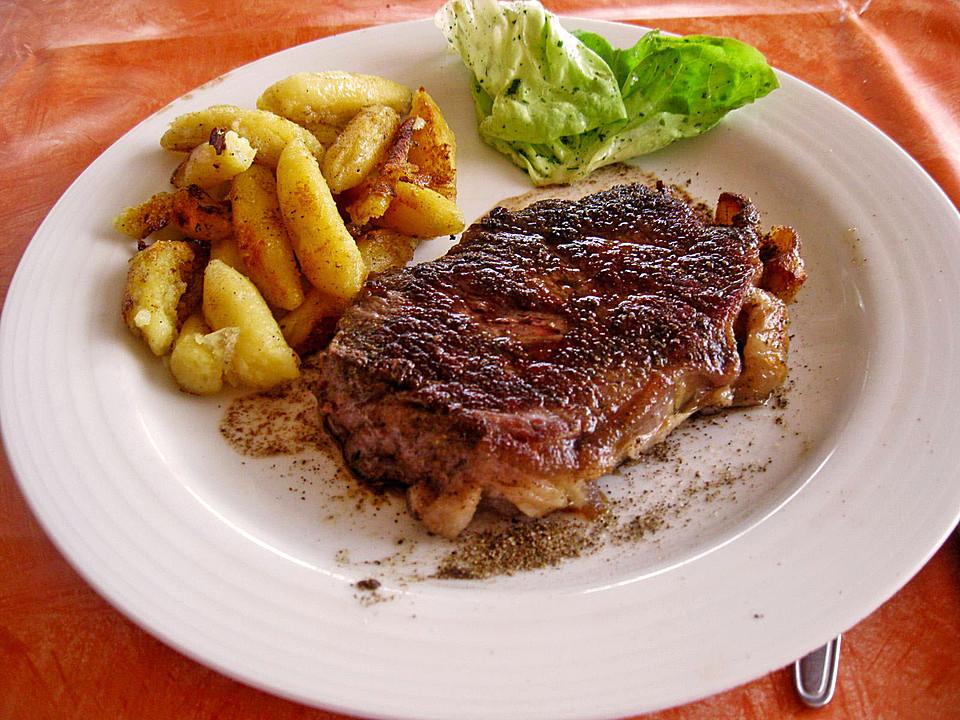 Steak au poivre (Rezept mit Bild) von gdaboss | Chefkoch.de