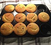 Schokostückchen - Muffins
