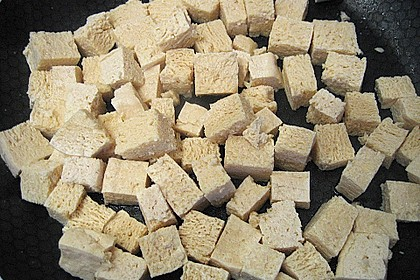 Linseneintopf mit Tofuwürfeln 4