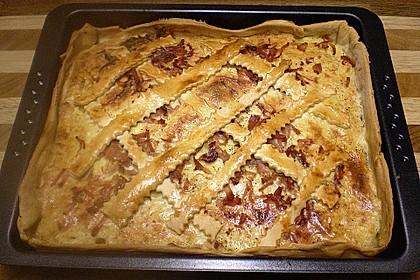 Schwäbischer Kartoffelkuchen 1