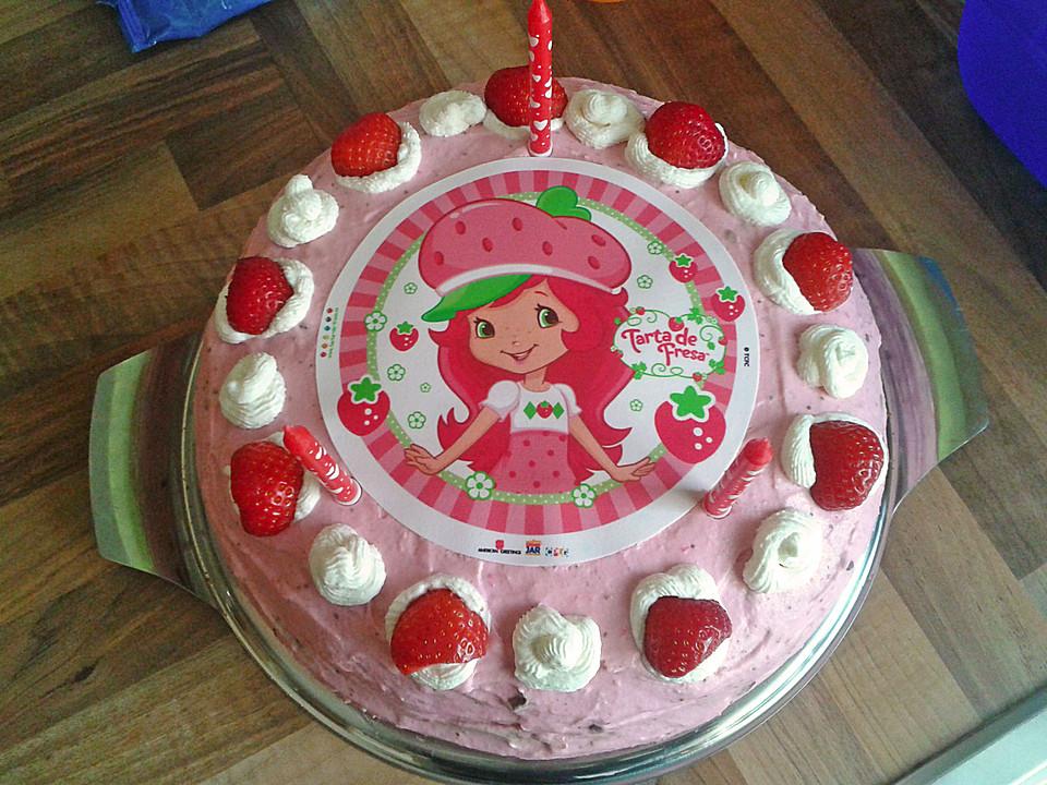 Torte emily erdbeer