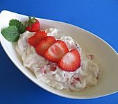 Joghurt - Sahne - Dessert