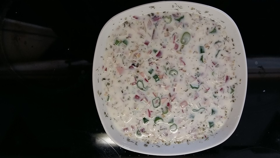 Kalte Sommerküche Rezepte : Leichte kalte sommerküche sommerküche an bord vichyssoise u kalte