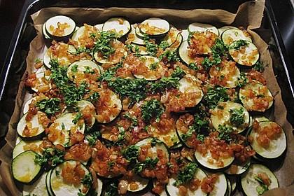 Marokkanische Chermoula - Zucchini 4