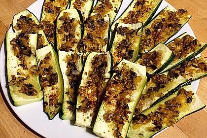 Marokkanische Chermoula - Zucchini 10