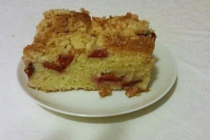 Pflaumenkuchen mit Streuseln 37