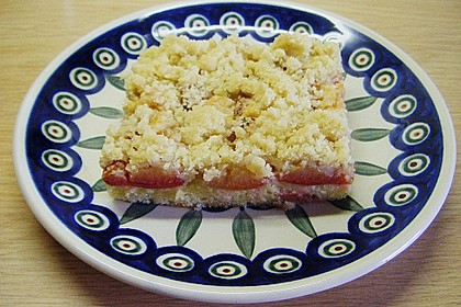 Pflaumenkuchen mit Streuseln 75