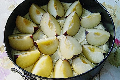 Pflaumenkuchen mit Streuseln 86