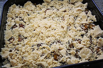 Pflaumenkuchen mit Streuseln 85