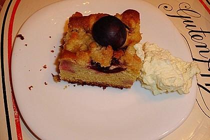 Pflaumenkuchen mit Streuseln 44
