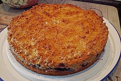 Pflaumenkuchen mit Streuseln 52