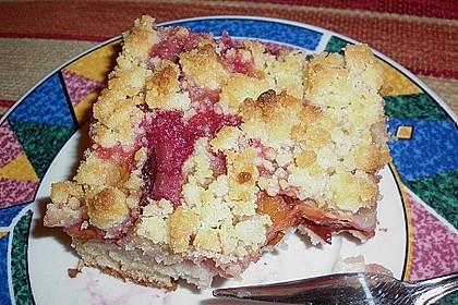 Pflaumenkuchen mit Streuseln 43