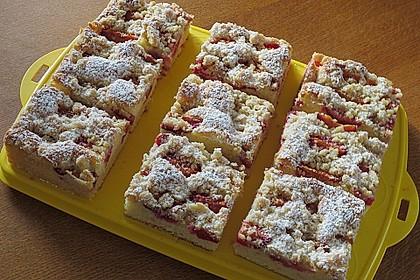 Pflaumenkuchen mit Streuseln 6