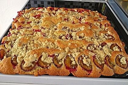 Pflaumenkuchen mit Streuseln 55