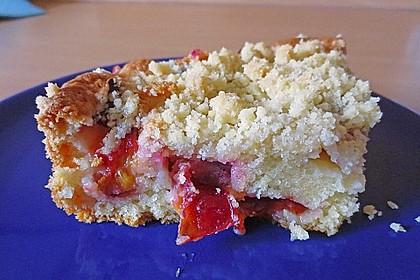Pflaumenkuchen mit Streuseln 94