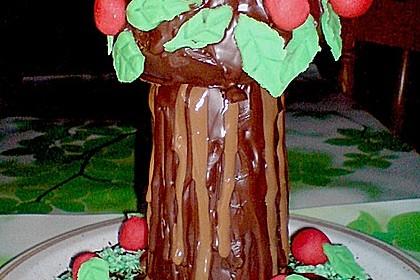 Apfelbaum - Kuchen 1