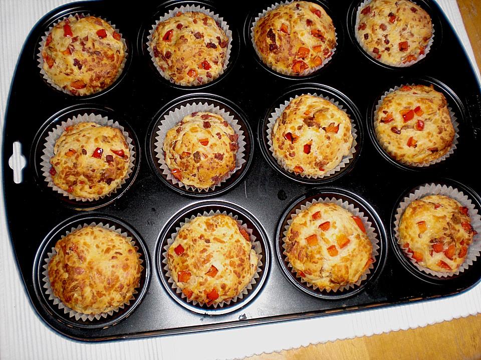 pizza muffins von karin04. Black Bedroom Furniture Sets. Home Design Ideas