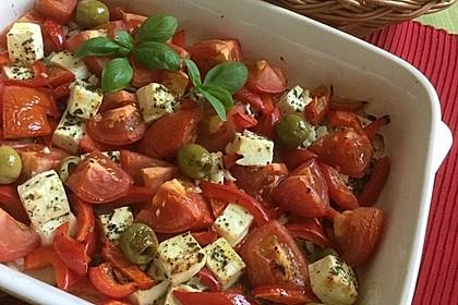 Sommerküche Tomaten : Schnelle leichte sommerküche ofentomaten mit hähnchen chili