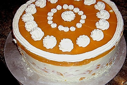 Aprikosen - Joghurt - Torte 6