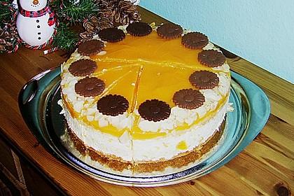 Aprikosen - Joghurt - Torte 10