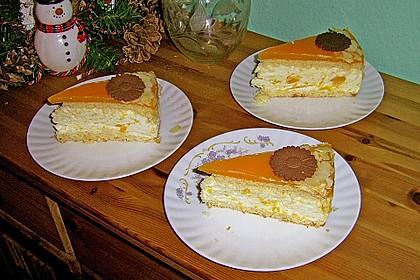 Aprikosen - Joghurt - Torte 12