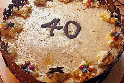 Aprikosen - Joghurt - Torte 21