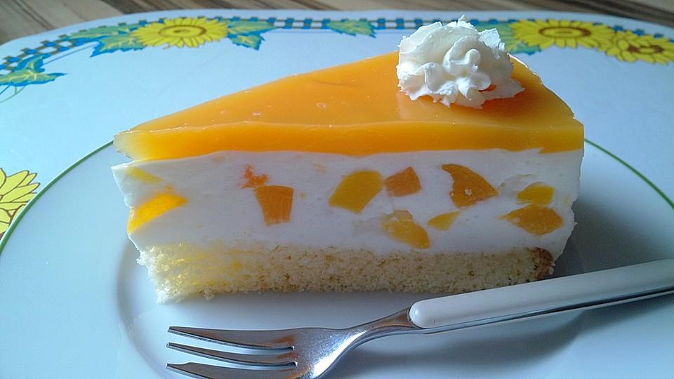 Kuchen Mit Quark Und Joghurt