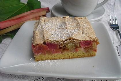 Rhabarberkuchen von Omma 3