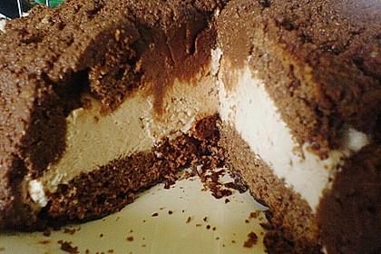 Isas leichter Schoko - Mandel - Kuchen 2