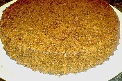 Isas leichter Schoko - Mandel - Kuchen 3