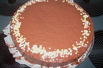 Isas leichter Schoko - Mandel - Kuchen 5