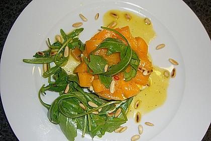Avocado-Mozzarella-Salat mit Mango 48