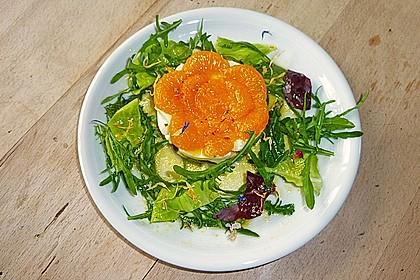 Avocado-Mozzarella-Salat mit Mango 50
