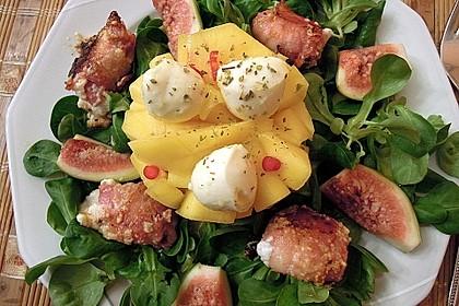 Avocado-Mozzarella-Salat mit Mango 47