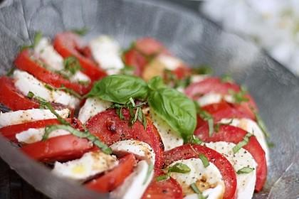 Mozzarella - Tomaten - Salat  II 2