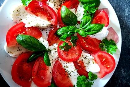 Mozzarella - Tomaten - Salat  II 6