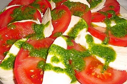 Mozzarella - Tomaten - Salat  II 7