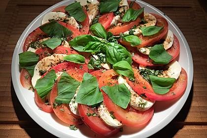 Mozzarella - Tomaten - Salat  II 3