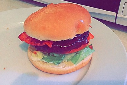 BBQ Burger 1