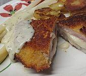 Wiener Schnitzel mit Spargel