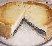 Mohn-Käse-Torte (Bild)